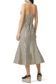 High As Hope Midi Dress by C/MEO COLLECTIVE