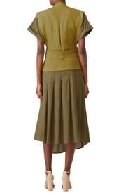 Kinney Combo Midi Dress by Sea New York