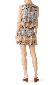 Paris Printed Dress by Ramy Brook