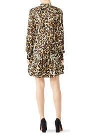 Leopard Lydia Dress by Alexis
