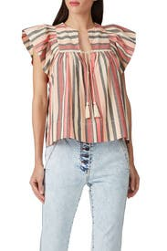 Amba Top by Ulla Johnson