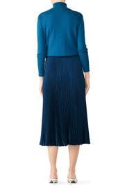 Mendini Pleated Skirt by Tibi