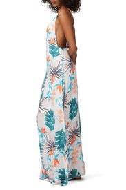 Palm Printed Maxi by Slate & Willow