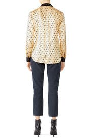 Dot Maxwell Top by STINE GOYA