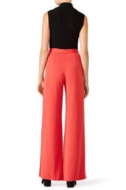Pink Lolette Pants by Alexis