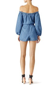 Tangled In Willows Romper by Free People