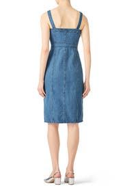 Denim Lauren Dress by BB Dakota