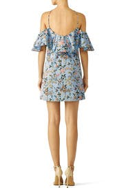 Floral Anna Dress by AMUR