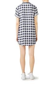 Cicely Plaid Shirtdress by BB Dakota