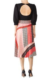 Carnation Wrap Skirt by Derek Lam 10 Crosby
