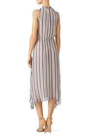 Striped Handkerchief Dress by Derek Lam 10 Crosby