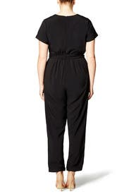 Tied Jumpsuit by ELOQUII