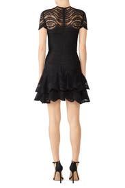 Mixed Lace Mini Dress by Jonathan Simkhai