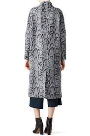 Leopard Balin Coat by Elizabeth and James