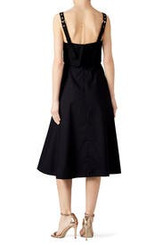 Black Sleeveless Dress by Proenza Schouler