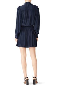 Navy Winslow Dress by Ramy Brook