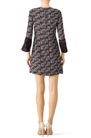 Foulard Floral Print Dress by Derek Lam 10 Crosby