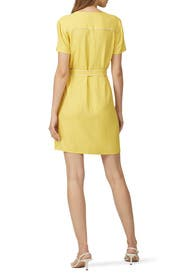 Yellow Tabitha Dress by rag & bone