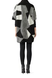 Contrast Print Jacket by Slate & Willow