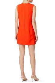 Tech Mod Dress by Nicole Miller