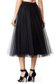 Windswept Skirt by Badgley Mischka
