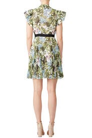 Floral Arleen Dress by PINKO