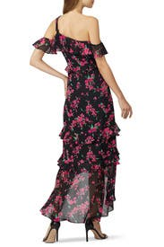 Jillian Printed Dress by Rachel Zoe
