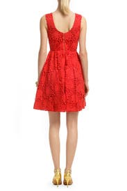 Tiebreaker Dress by kate spade new york