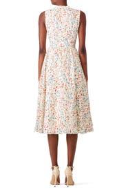 Mini Bloom Burnout Dress by kate spade new york
