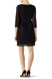Black Nolly Dress by Diane von Furstenberg