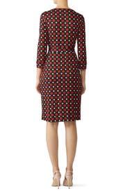 New Julian Wrap Dress by Diane von Furstenberg