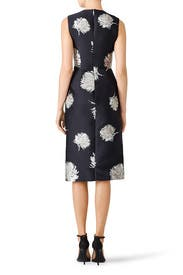 Lustrous Jacquard Dress by Prabal Gurung