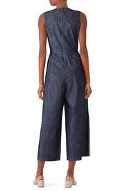 Chambray Jumpsuit by Elk