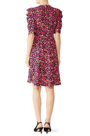 Marker Floral Dress by kate spade new york