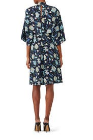 Floral Monet Dress by Tome