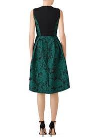 Green Gabi Dress by Slate & Willow