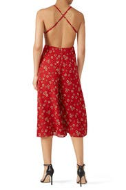 Backless Culotte Jumpsuit by Fame & Partners