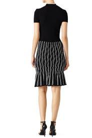 Zigzag Carey Dress by Shoshanna