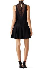 Black Concordia Dress by Cinq à Sept