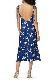 Floral Jade Dress by Reformation