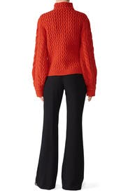 Spice Oversized Sweater by Victoria Victoria Beckham