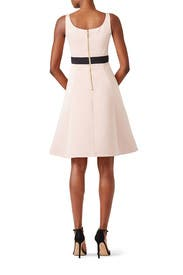 Cameo Pink Bow Dress by kate spade new york