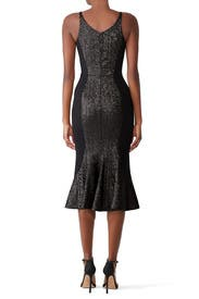 Sequin Kyle Sheath by Dress The Population