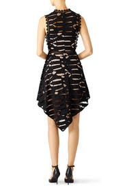 Black Ascot Dress by Acler