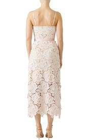 Rose Lace Frida Dress by CATHERINE DEANE