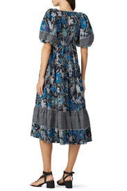 Floral Nora Dress by Ulla Johnson