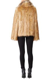 Fury Faux Fur Coat by Zadig & Voltaire