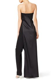Evening Dress Jumpsuit by Donna Karan New York