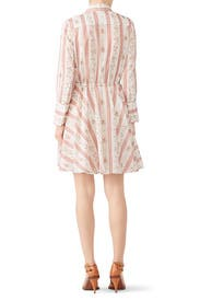 Oruy Floral Shirtdress by Brock Collection