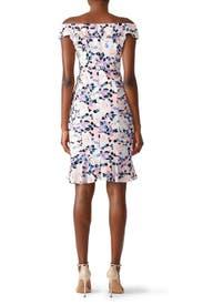 Floral Seductress Dress by Nanette Lepore